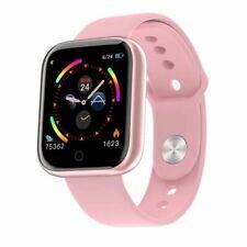 Para iPhone iOS Android Samsung LG Impermeable Bluetooth Reloj Inteligente Compañero de Teléfono