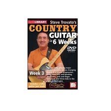 Lick Library Steve Trovatos Country Guitar in 6 Weeks, Week 3 DVD