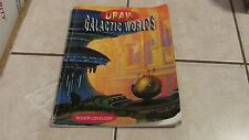 Draw Galactic Worlds - Roger Loveless - Hovercraft + Cities + Aliens + Space ++