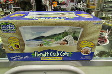 Uncle Milton Hermit Crab Cove - Back 2 Nature - New In Box - See Thru Lid