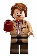 BN Lego doctor who dr minifigure eleventh dr mini figure fez 11th dr