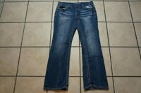 SE21402 **MAURICES** BOOT CUT WOMENS JEANS sz11/12