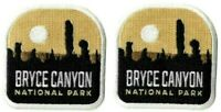 Bryce Canyon National Park - Patch [Lot of 2] Iron or Sew On / Parks Patches