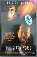 The Sixth Sense - Video Tape - Special Edition - (15) - Bruce Willis VHS