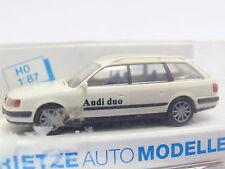 Rietze 10451 AUDI 100 Avant Audi Duo OVP (y8828)