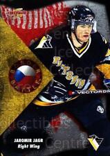 1995-96 Score Border Battle #14 Jaromir Jagr