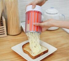COOKIT Easy Butter Former Slice Stainless Steel Grater and Cutter