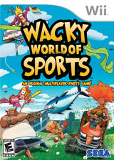 Wacky World of Sports WII New Nintendo Wii