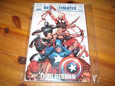 Ultimates: Thor Reborn Hardcover Graphic Novel