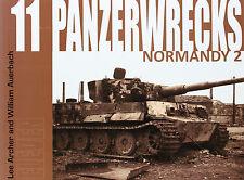 Panzerwrecks 11 Panzerwracks abgeschossene Panzer Buch Bildband Bilder Tanks