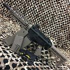 NEW Tippmann TMC Tactical Mag-fed/Hopper-fed Paintball Gun Marker - Black/Tan
