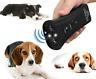Dispositif entraînement contrôle répulsif dressage chien ultrason anti aboiement