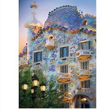 Puzzle DToys 1000 Teile - Spanien - Barcelona, Casa Batllo (8989)