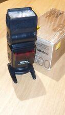 Nikon speedlight SB-600 flash