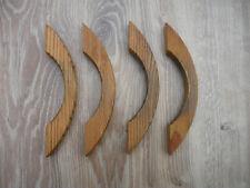 4 pochwyty  drewniane do szuflad