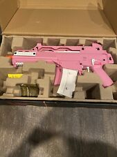 H&K G36C Pink Limited Edition Full Size Metal Gearbox Airsoft AEG