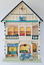 "Brian Baker Collection ""Toy Store On Main Street"" Le #714/5000 Shelf/Wall Figure"