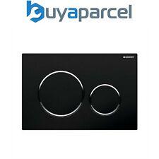 Geberit 115.882.KM.1 SIGMA20 Dual Flush Black Flush Wall Plate