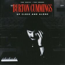 Burton Cummings - Up Close & Alone [New CD] Canada - Import