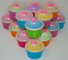 Bath Bomb Ice Cream Cups 8 pack Assorted