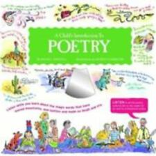 Child's Introduction to Poetry: Listen While You Learn About the Magic Words Tha