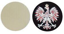 POLISH POLAND EAGLE METAL GOLF BALL MARKER DISC 25MM DIAMETER