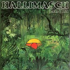 Hallimasch Canta 1981 Soul Latin Brazil Jazz Afrobeat PRIVATE PRESS F 667.399 LP