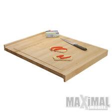 Schneidebrett Küchenbrett Holz buche massiv 48 X 58