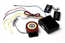 (RA 219) 12V Motorcycle Alarm Set