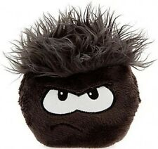 Club Penguin Black Puffle 6-Inch Plush