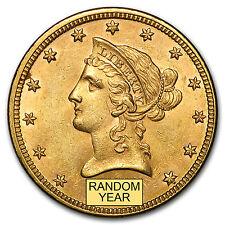 $10 Liberty Gold Eagle BU (Random Year) - SKU #98270