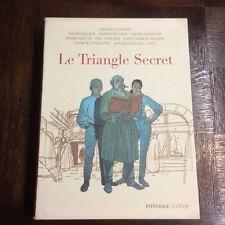 LE TRIANGLE SECRET - INTEGRALE DE LUXE 40 ANS GLENAT