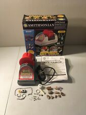 Smithsonian Institution Electric Rock Tumbler w/ Supplies - Natural Science Ind.