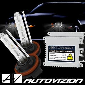 9006 9005 HID XENON KIT Headlight Conversion Slim Ballast H1 H7 White 6000k 8k