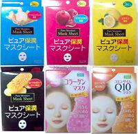 Daiso Mask Sheet 3 pcs ( Pure Moisture Collagen coenzyme Q10)