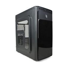 Case Pc Gaming Case Atx Noua Nexus Usb 2.0 Fino 4 Ventole Led  Pannello Vetro