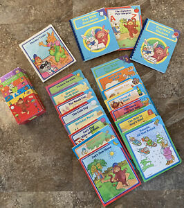 1987 Early World Of Learning - World Book A Learning Readiness Program Book Set