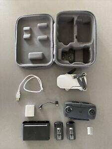 DJI Mavic Mini Camera Drone - Extra Batteries In Great Condition