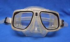 US Divers Grande Vista SCUBA Diving Mask Snorkeling plastic case USD Aqualung