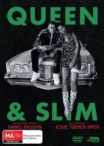 Queen and Slim DVD