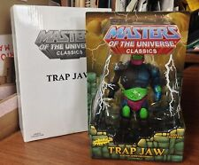 "Mattel Masters Of The Universe Classics ""Trap Jaw"" Action Figure Club Exclusive"