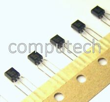 10 Pezzi Transistor PNP BC557A 50V, 100mA, 500mW TO92