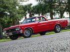 1966 Chevrolet El Camino SS Tribute 1966 ChevroletEl CaminoSS TributeRedSurvivor Classic Car Services LLC