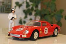 Le Mans Siegermodel 1965 Jochen Rindt Masten Gregory Ferrari 250LM 1:18 F1