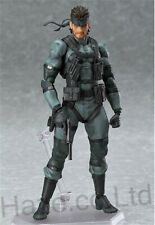 """Metal Gear Solid Snake PVC Action Figure Model Toy New in Box 6"""""""