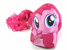New My Little Pony Pinkie Pie Girls Baseball Cap with Hair Wig Costume Hat Pink