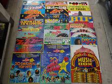 30 X Sampler - High Life,Disco-Hits,Super-Power, u.s.w.Titel siehe Foto