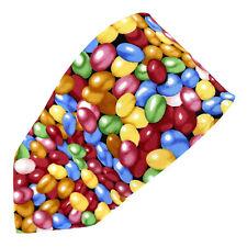 Wild Ties Jelly Beans Microfiber Tie Necktie