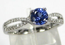 Tanzanite Solitaire 14k Fine Rings