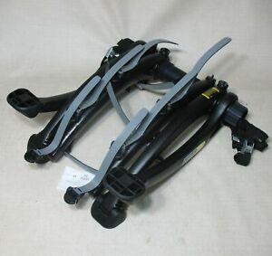 SARIS BONES 801BL TRUNK BICYCLE RACK 3 BIKE BLACK NEVER USED MADE IN USA